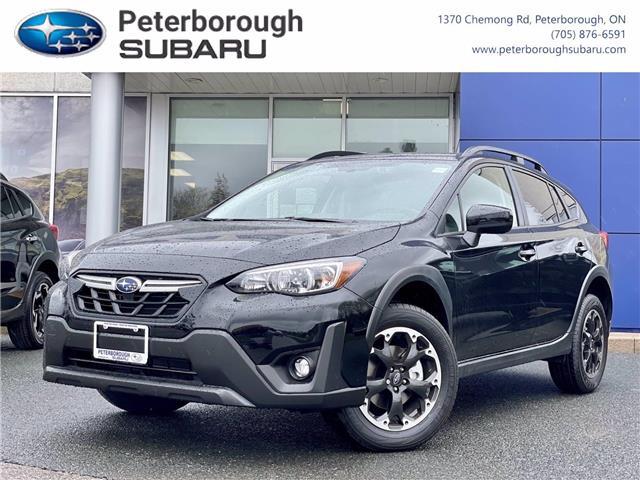 2021 Subaru Crosstrek Premium (Stk: S4595) in Peterborough - Image 1 of 28