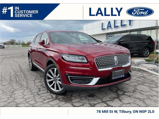 2019 Lincoln Nautilus Select (Stk: 2LMPJ8) in Tilbury - Image 1 of 20