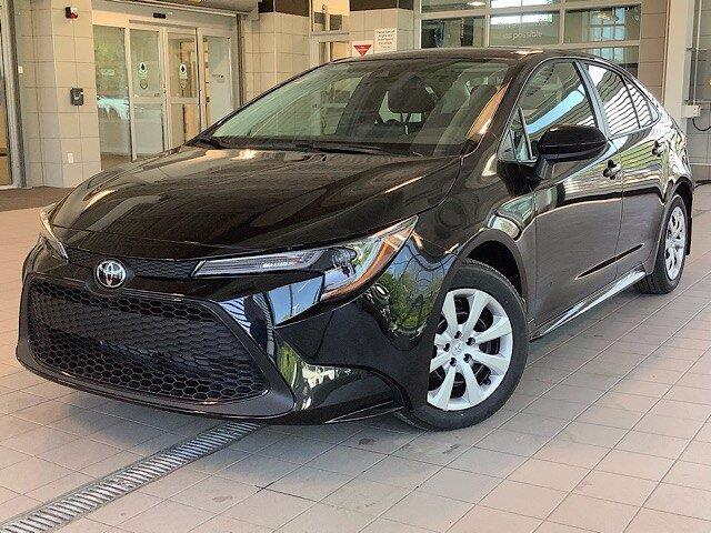 2021 Toyota Corolla LE (Stk: 22844) in Kingston - Image 1 of 22