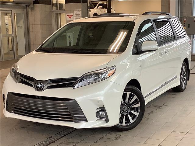 2018 Toyota Sienna XLE 7-Passenger (Stk: P19390) in Kingston - Image 1 of 30