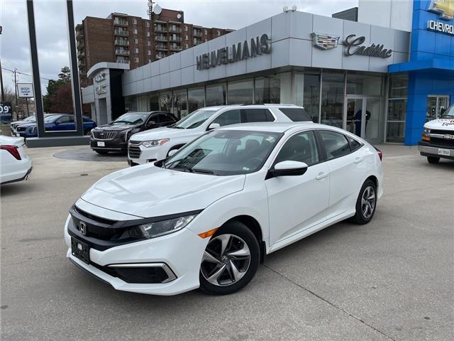 2019 Honda Civic LX (Stk: 21065A) in Chatham - Image 1 of 16
