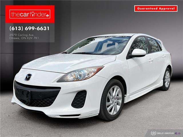 2012 Mazda Mazda3 Sport GS-SKY (Stk: ) in Ottawa - Image 1 of 24