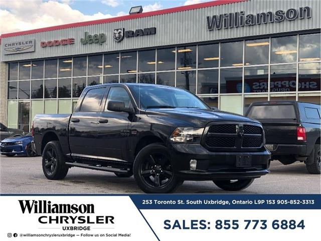 2018 RAM 1500 ST (Stk: W6639) in Uxbridge - Image 1 of 1