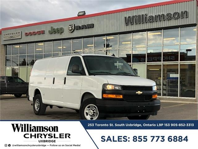 2019 Chevrolet Express 2500 Work Van (Stk: W6674) in Uxbridge - Image 1 of 1