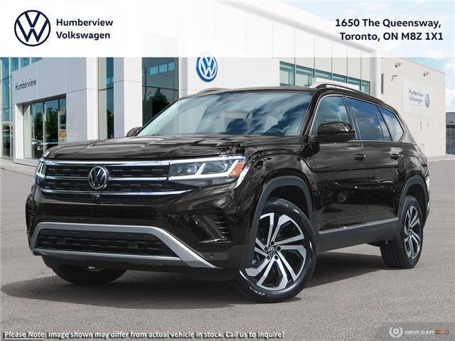 2021 Volkswagen Atlas 3.6 FSI Execline (Stk: 98521) in Toronto - Image 1 of 10