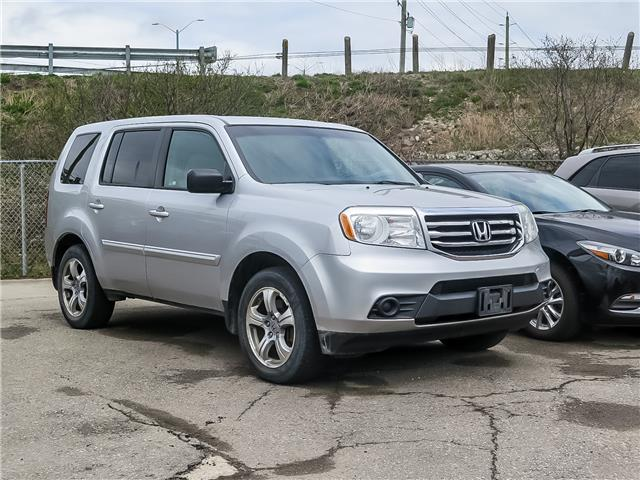 2012 Honda Pilot LX (Stk: L2500A) in Waterloo - Image 1 of 1