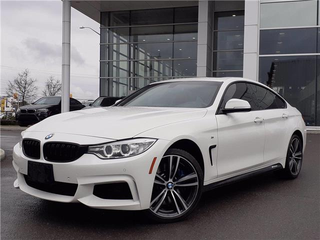 2017 BMW 440i xDrive Gran Coupe (Stk: 14290A) in Gloucester - Image 1 of 28