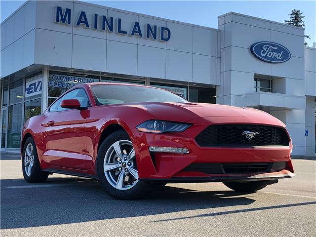 2021 Ford Mustang EcoBoost (Stk: 21MU4158) in Vancouver - Image 1 of 30