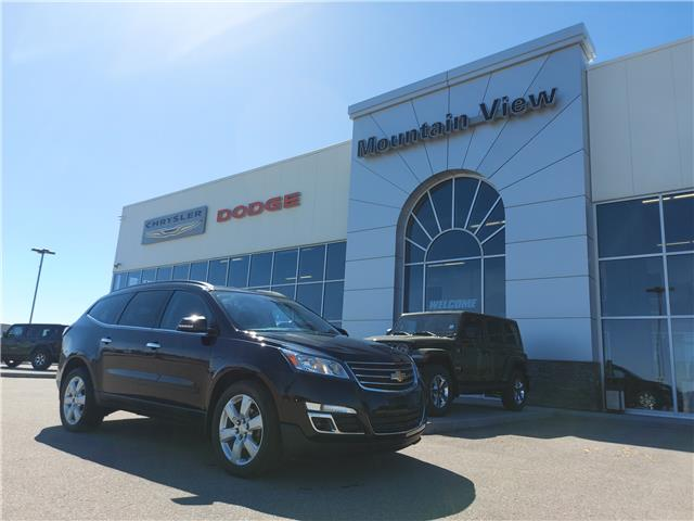 2017 Chevrolet Traverse 1LT (Stk: AM031A) in Olds - Image 1 of 25
