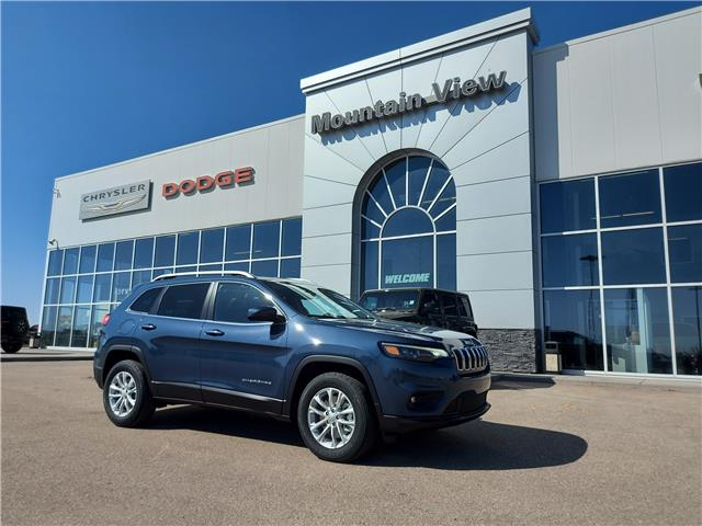 2021 Jeep Cherokee North (Stk: AM070) in Olds - Image 1 of 22