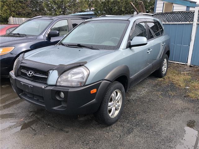 2008 Hyundai Tucson GL V6 (Stk: 1995) in Garson - Image 1 of 6