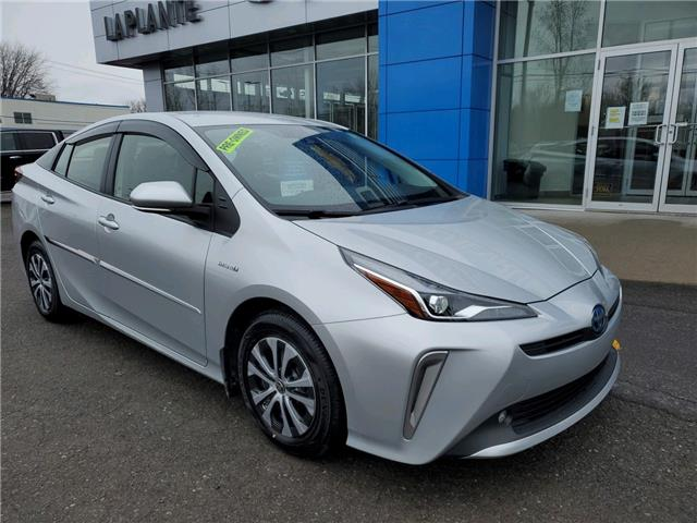 2021 Toyota Prius Technology (Stk: 3970A) in Hawkesbury - Image 1 of 14
