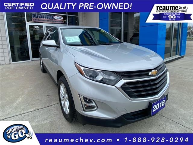 2018 Chevrolet Equinox 1LT (Stk: L-4543) in LaSalle - Image 1 of 23