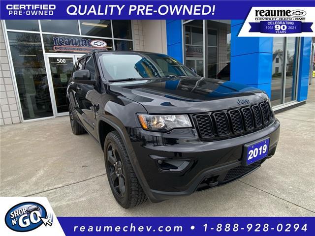 2019 Jeep Grand Cherokee Laredo (Stk: P-4540) in LaSalle - Image 1 of 23