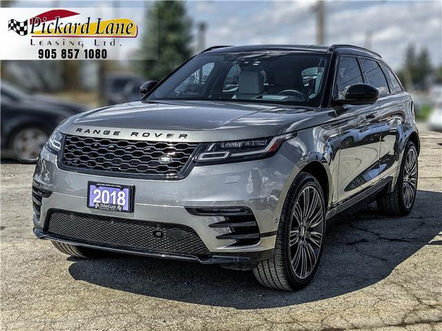 2018 Land Rover Range Rover Velar D180 HSE R-Dynamic (Stk: 771597) in Bolton - Image 1 of 21