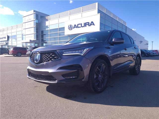 2019 Acura RDX A-Spec (Stk: A4411) in Saskatoon - Image 1 of 21