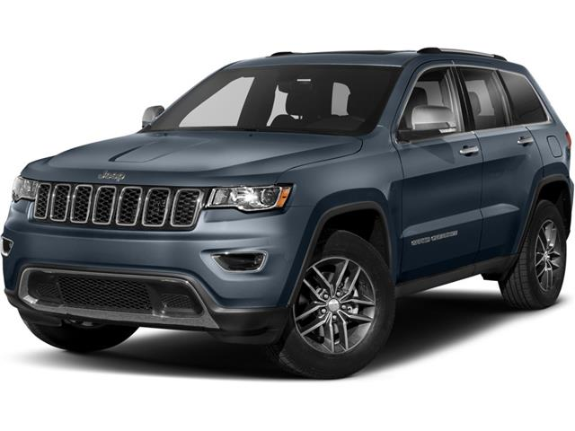 2021 Jeep Grand Cherokee Limited (Stk: T21-107) in Nipawin - Image 1 of 1