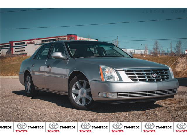 2007 Cadillac DTS Base (Stk: 200809C) in Calgary - Image 1 of 12
