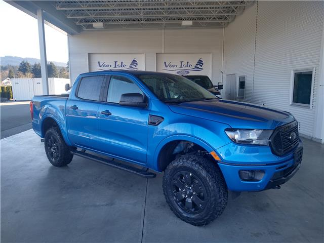 2021 Ford Ranger XLT (Stk: 21054) in Port Alberni - Image 1 of 19