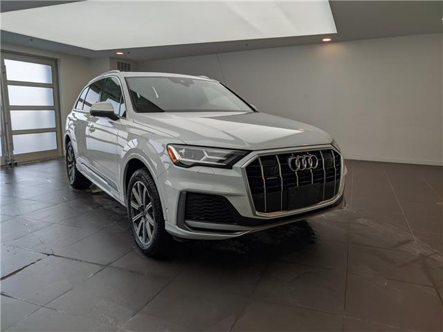 2021 Audi Q7 55 Progressiv (Stk: 52446) in Oakville - Image 1 of 17
