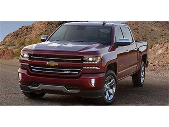 Used 2017 Chevrolet Silverado 1500 LTZ  - St. John\'s - Hickman Chrysler Dodge Jeep