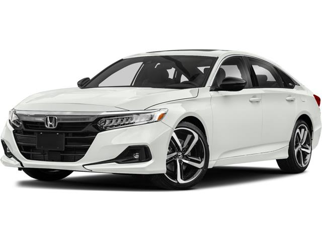 2021 Honda Accord Sport 1.5T (Stk: MC801281) in Whitehorse - Image 1 of 1