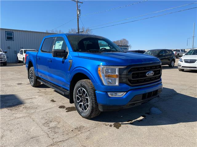 2021 Ford F-150 XLT (Stk: 21140) in Wilkie - Image 1 of 20