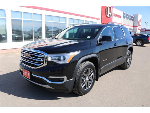 2017 GMC Acadia SLT-1 (Stk: U1243) in Fort St. John - Image 1 of 22