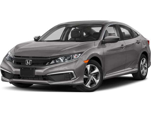 2021 Honda Civic LX (Stk: MC011589) in Whitehorse - Image 1 of 1