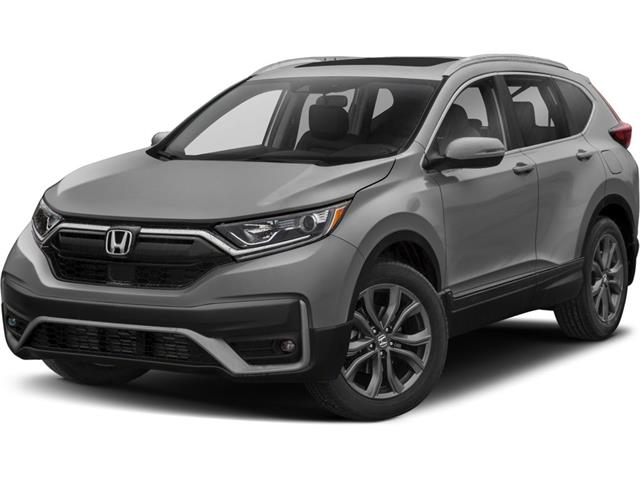 2021 Honda CR-V Sport (Stk: MC219330) in Whitehorse - Image 1 of 1