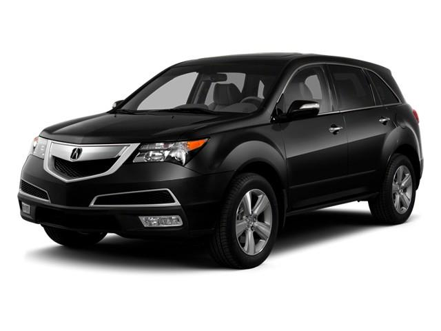 2013 Acura MDX Technology Package (Stk: 02039U) in Cranbrook - Image 1 of 1