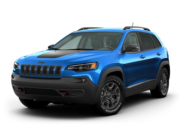 2021 Jeep Cherokee Trailhawk (Stk: M0151) in Québec - Image 1 of 1