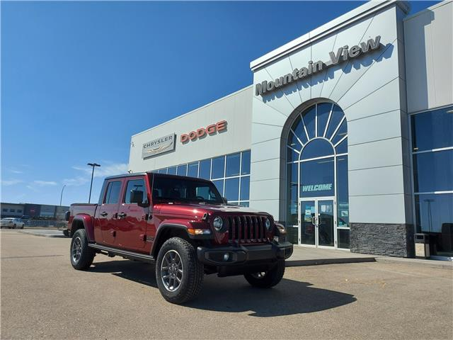 2021 Jeep Gladiator Sport S (Stk: AM024) in Olds - Image 1 of 24