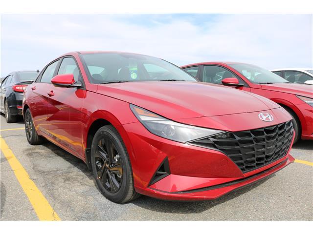 2021 Hyundai Elantra Preferred (Stk: 12426) in Saint John - Image 1 of 15