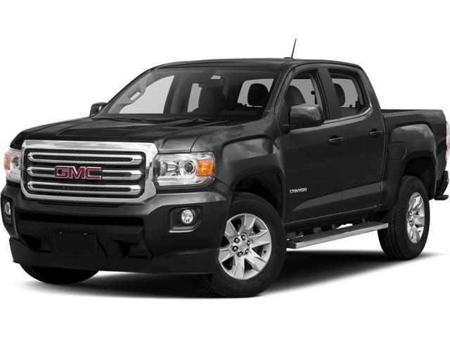 Used 2017 GMC Canyon SLE ALL TERRAIN - Edson - Bannister Chevrolet Buick GMC Ltd