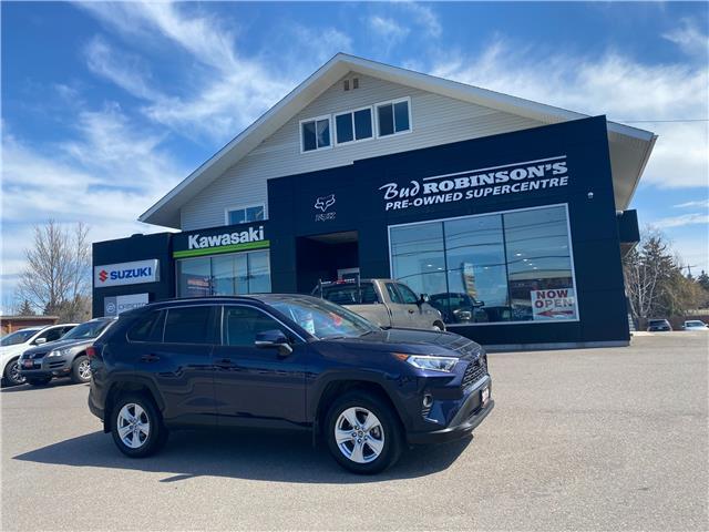 2019 Toyota RAV4 XLE (Stk: ) in Sault Ste. Marie - Image 1 of 27