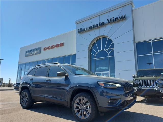 2021 Jeep Cherokee North (Stk: AM043) in Olds - Image 1 of 27