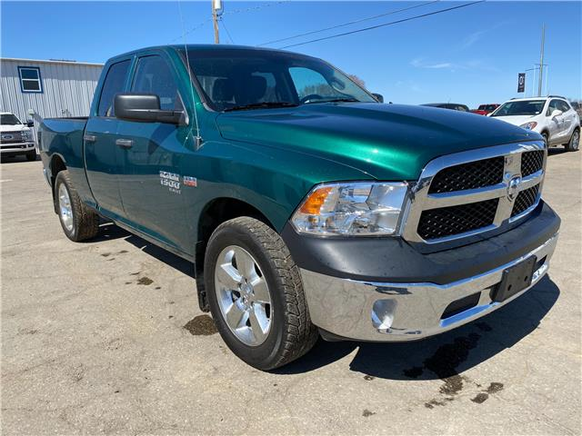 2019 RAM 1500 Classic ST 1C6RR7FT6KS576925 21U130 in Wilkie
