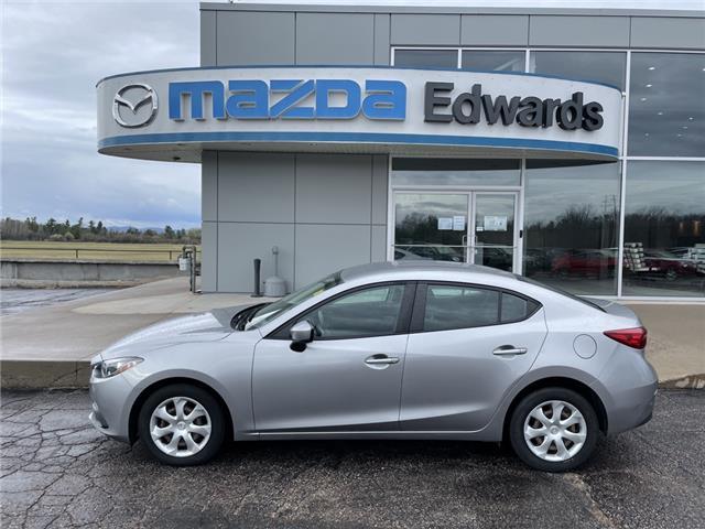 2016 Mazda Mazda3 GX (Stk: 22630) in Pembroke - Image 1 of 15