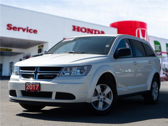 2017 Dodge Journey CVP/SE (Stk: P21-051) in Vernon - Image 1 of 11