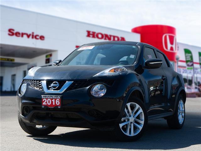 2016 Nissan Juke SV (Stk: 21-030B) in Vernon - Image 1 of 12
