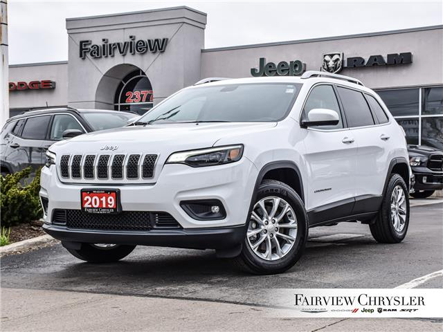 2019 Jeep Cherokee North (Stk: U18530) in Burlington - Image 1 of 28