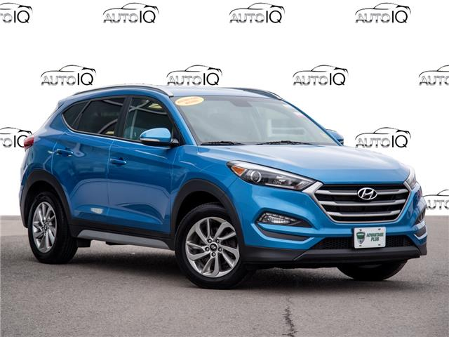 2017 Hyundai Tucson SE (Stk: 7548AX) in Welland - Image 1 of 21