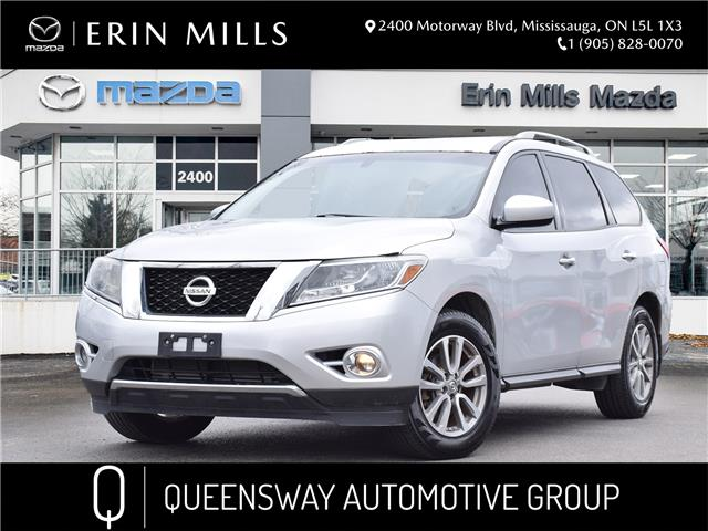 2014 Nissan Pathfinder SV (Stk: 21-0294AB) in Mississauga - Image 1 of 30