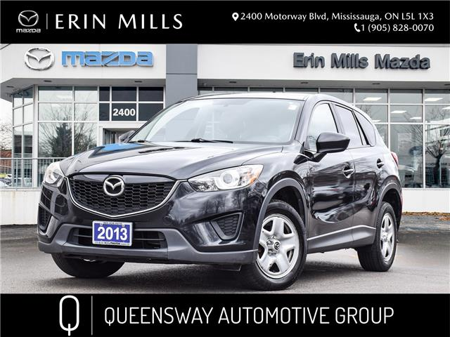 2013 Mazda CX-5 GS (Stk: P4652) in Mississauga - Image 1 of 28