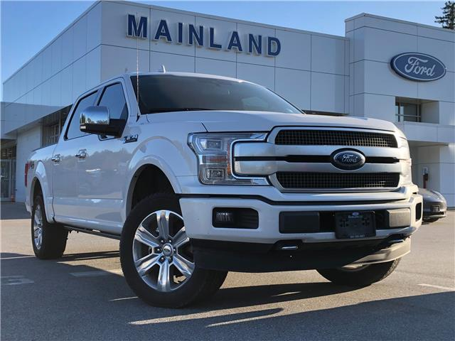 2019 Ford F-150 Platinum (Stk: P3169) in Vancouver - Image 1 of 29