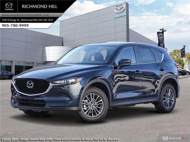 2021 Mazda CX-5 GS (Stk: 21-369) in Richmond Hill - Image 1 of 23