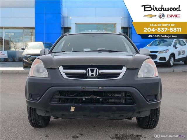 2004 Honda CR-V EX (Stk: F3WHYK) in Winnipeg - Image 1 of 5