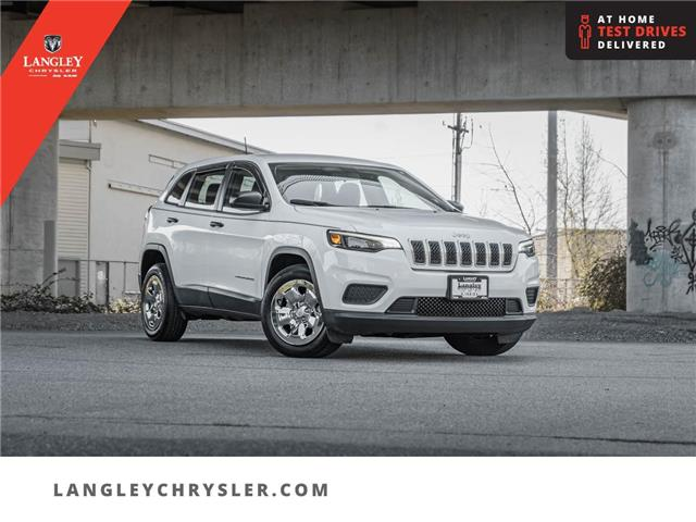 2019 Jeep Cherokee Sport (Stk: LC0698A) in Surrey - Image 1 of 23