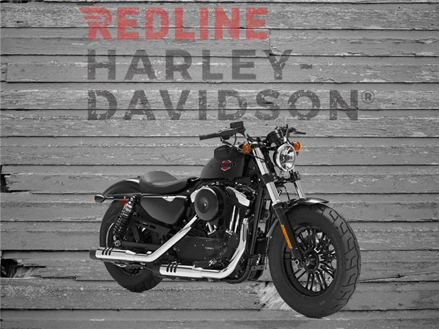 New 2021 Harley-Davidson XL1200X - Forty-Eight™   - Saskatoon - Redline Harley Davidson